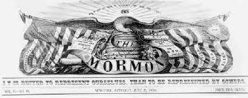 mormon newspaper